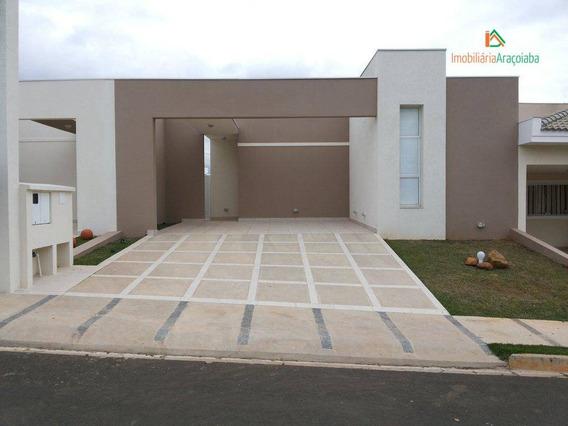 Casa Em Araçoiaba No Condomínio Lago Da Serra - Ca0310