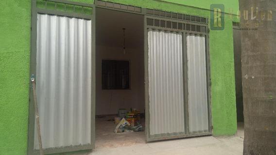 Casa Com 1 Dormitório À Venda, 55 M² - Jardim Iguaçu - Nova Iguaçu/rj - Ca0176