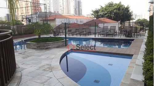 Imagem 1 de 26 de Apartamento Com 2 Dormitórios À Venda, 92 M² Por R$ 780.000,00 - Vila Gomes Cardim - São Paulo/sp - Ap1472