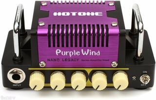 Mini Amp 5w Hotone Nla2 Purple Wind Plexi Superlead 1959