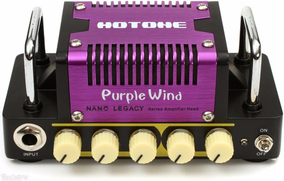 Mini Amp 5w Hotone Nla2 Purple Wind Plexi Superlead 1959