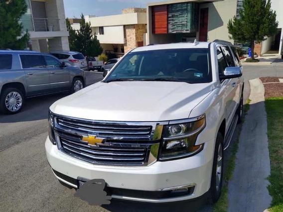 Chevrolet Suburban 2018 5.4 Premier Piel 4x4 At