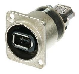 Conector Firewire Neutrik Na1394-6-w Eliteaudiostudio