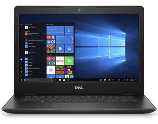 Notebook Dell Core I3 8145u 8va 32gb Ssd 480gb 14