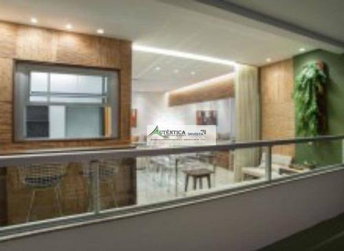 Imagem 1 de 13 de Cobertura Com 3 Dormitórios À Venda, 169 M² Por R$ 1.914.035 - Serra - Belo Horizonte/mg - Co0079