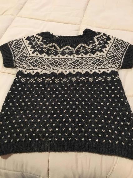 Sweater Tejido Nena Talle 3 Mimo
