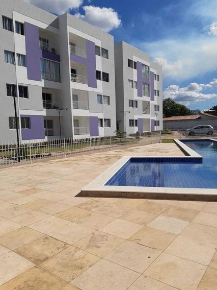 Apartamento 02 Quartos - American Club Residence
