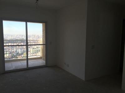 Apartamento Em Sacomã, São Paulo/sp De 55m² 2 Quartos À Venda Por R$ 400.000,00 - Ap218532
