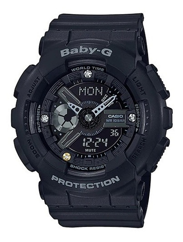 Reloj Casio Baby-g Life And Style Ba-135dd-1acr