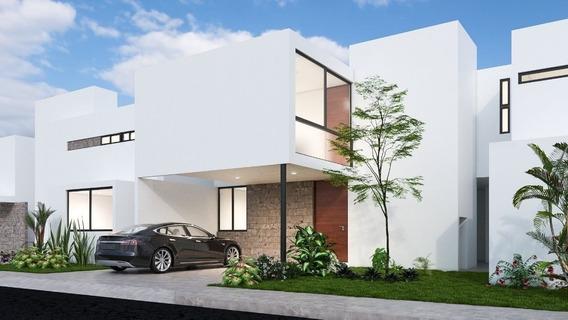 Otavia Residencial Conkal, Residencia Modelo 170, 3 Habitaciones. Mérida Norte.