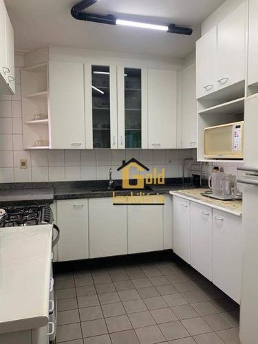 Apartamento Com 3 Dormitórios À Venda, 103 M² Por R$ 465.000 - Jardim Sumaré - Ribeirão Preto/sp - Ap2002