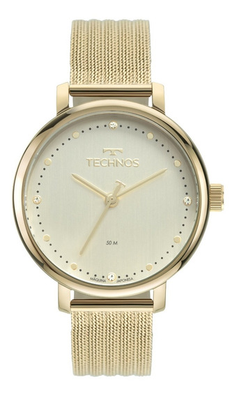 Relógio Technos Feminino Style 2035msu/1k