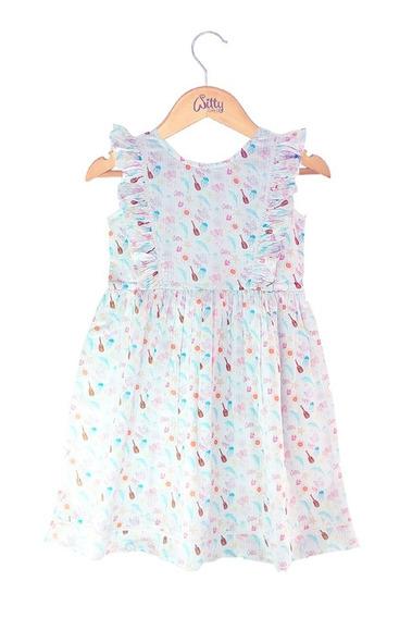 Vestido Witty Girls Disfruta Las Pequeñas Cosas Nena