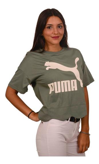 Remera Puma Scallop -57738623- Trip Store