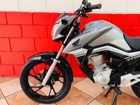 Honda Cg 160 Titan Ex - 2019 - Financiamos - Km 1.800