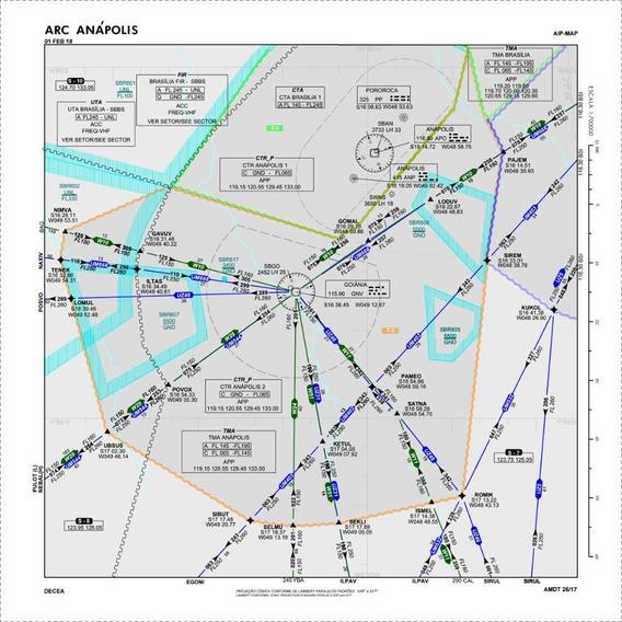 Arc - Carta De Área - Anápolis