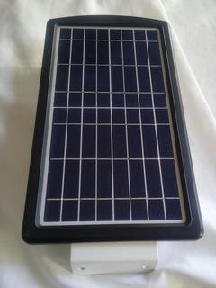 Lámpara Solar Todo En Uno
