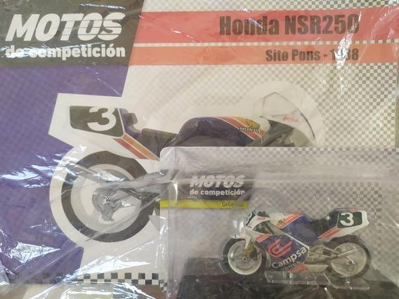 Fascículo De Motos De Competicion N29
