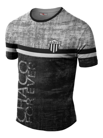 Remera Slim Fit Chaco For Ever Ranwey Fr076
