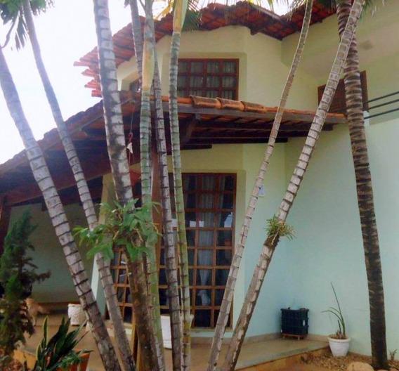 Casa Para Venda No Morada Do Sol Em Montes Claros - Mg - Cas11