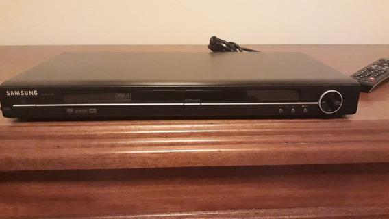 Gravador Dvd Samsung Dvd R 130 Muito Novo