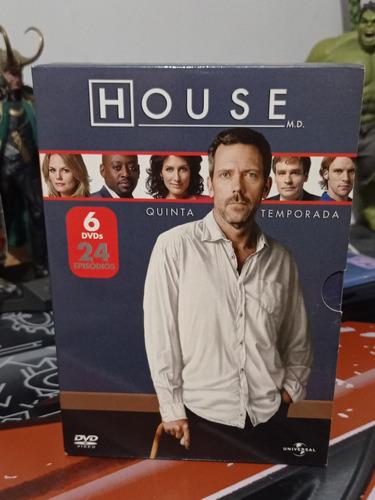 Box House 5° Temporada