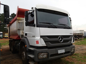 Mercedes-bens 3131 6x4 Ano 2014/2014 Caçamba Meia Cana
