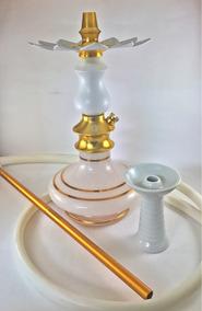Narguilé Amazon Prime Mangueira Silicone Vaso Shisha Glass