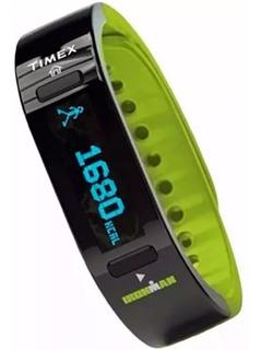 Reloj Timex Ironman 5k856 Gps Move X20 Running Verde Cuotas