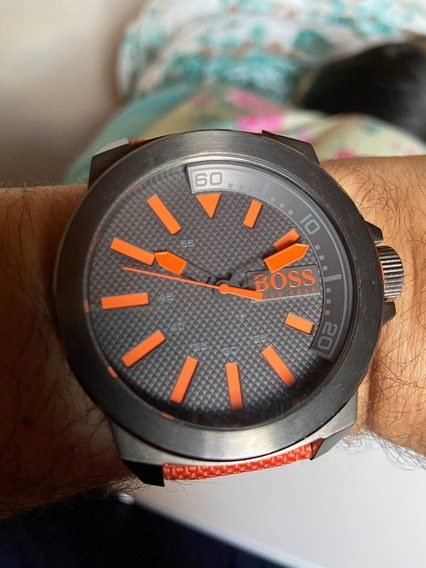 Relogio Masculino Hugo Boss Linha Orange Mod. Hb 221.1.34.26