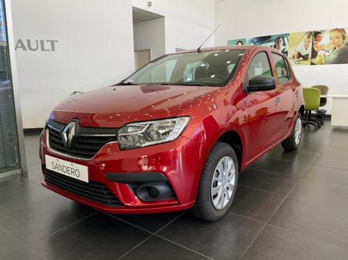 Renault Sandero Entrega Inmediata Jmsr