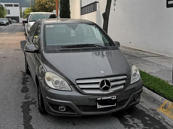Mercedes-benz Clase B 2.0 200 Cvt Mt