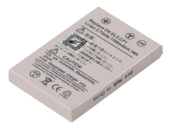 Bateria Da Maquina Digital Nikon Coolpix P520 P510 P500 P100