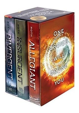 Divergent Series Complete Box 3 Livros Frete Grátis