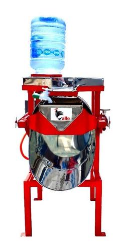 Imagen 1 de 4 de Molino Nixtamal Granos Gallo  Motor 1.5 Hp Base Garrafon