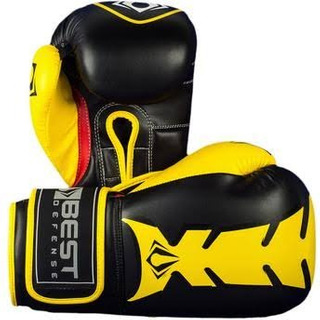 Luva Boxe Practice Tecnologia Imf Lbxprtc Best Defense -