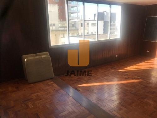 Apartamento Para Locação No Bairro Higienópolis Em São Paulo - Cod: Ja760 - Ja760