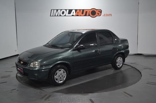 Chevrolet Corsa 1.6 Gl 4p M/t 2008 -imolaautos-