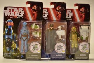 Starwars Figuras De Accion