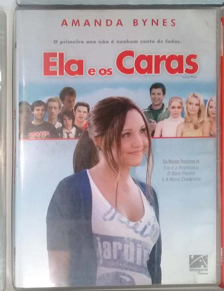 Dvd - Coleção Amanda Bynes 6 Filmes - Original