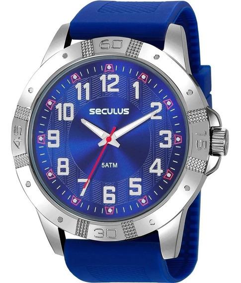Relógio Masculino Seculus 23663g0svni1