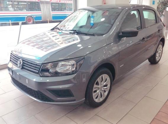 Vw Volkswagen Gol Trend 1.6 Trendline 101cv 5 Ptas 08