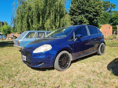 Fiat Punto 2007 1.8 Hlx