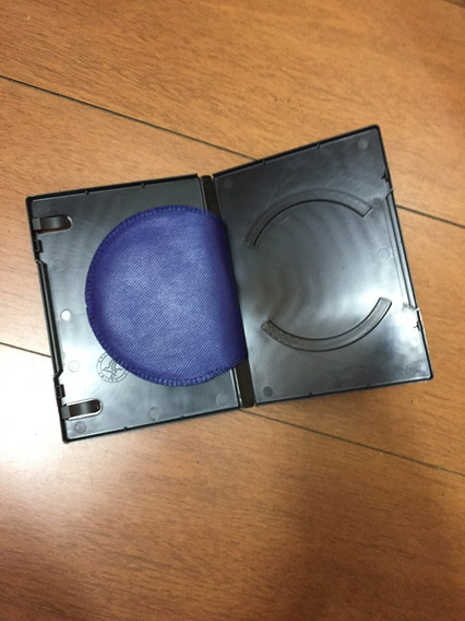 Kit 25 Capas Para Dvd - Cd - Blu Ray Em Plástico Preto