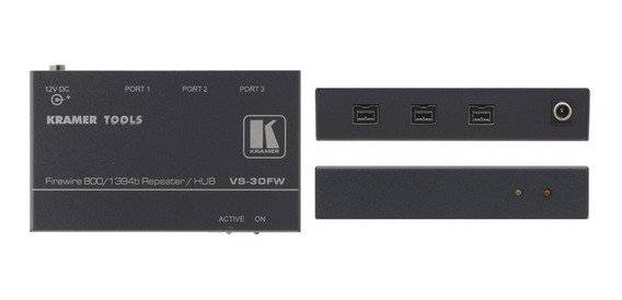 Kramer Tools Vs-30fw Video-áudio Line Transmitter 1394b