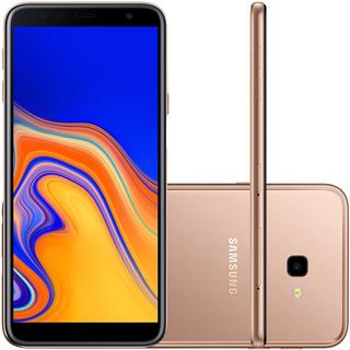 Galaxy J4+ 32gb Tela 6 13mp Dual Chip Android 8.1 Vitrine