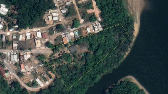Sítio Colado Com A Barragem Ipitanga Em Cajazeiras - 647