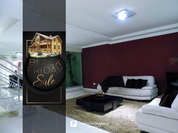 Casa Com 4 Dormitórios À Venda, 315 M² Por R$ 1.244.200,00 - Parque Dos Pássaros - São Bernardo Do Campo/sp - Ca0035
