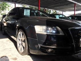 Audi A6 Negro Blindado.