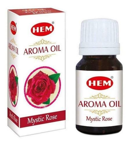 Essência Indiana Hem Mystic Rosas - 10ml
